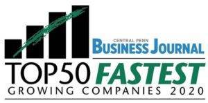 Fastest Growing Companies AllSearch Central Penn Business Journal 2020